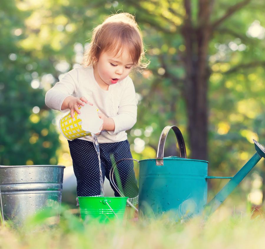 Groene kinderopvang