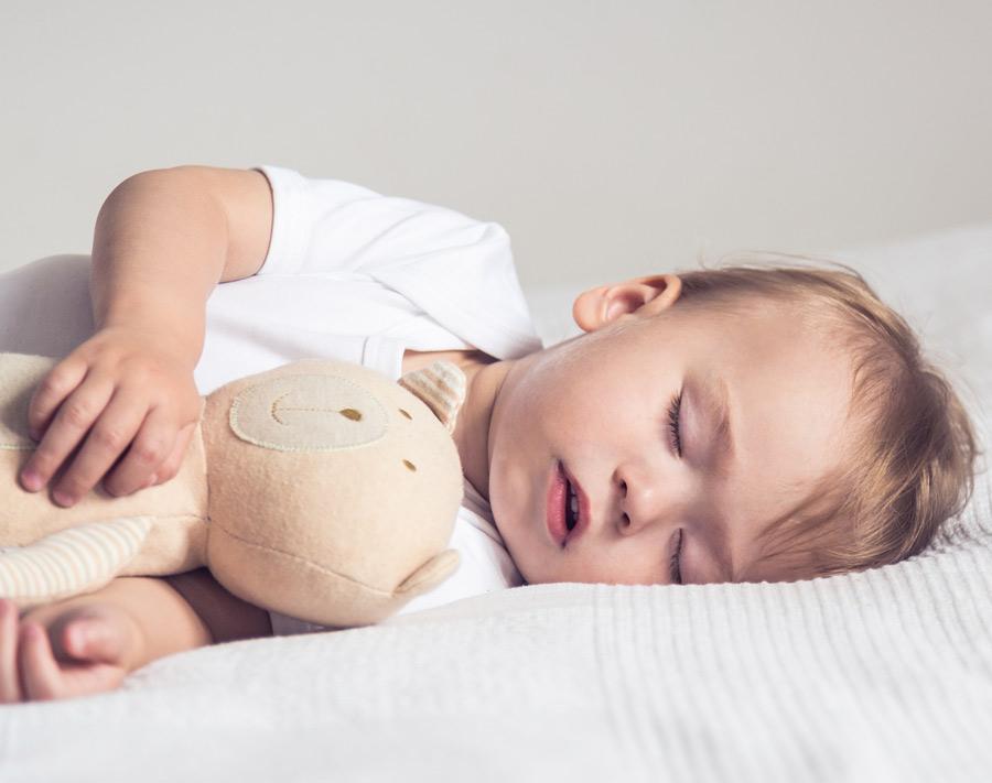 5 voorwaarden voor kinderen om lekker te slapen
