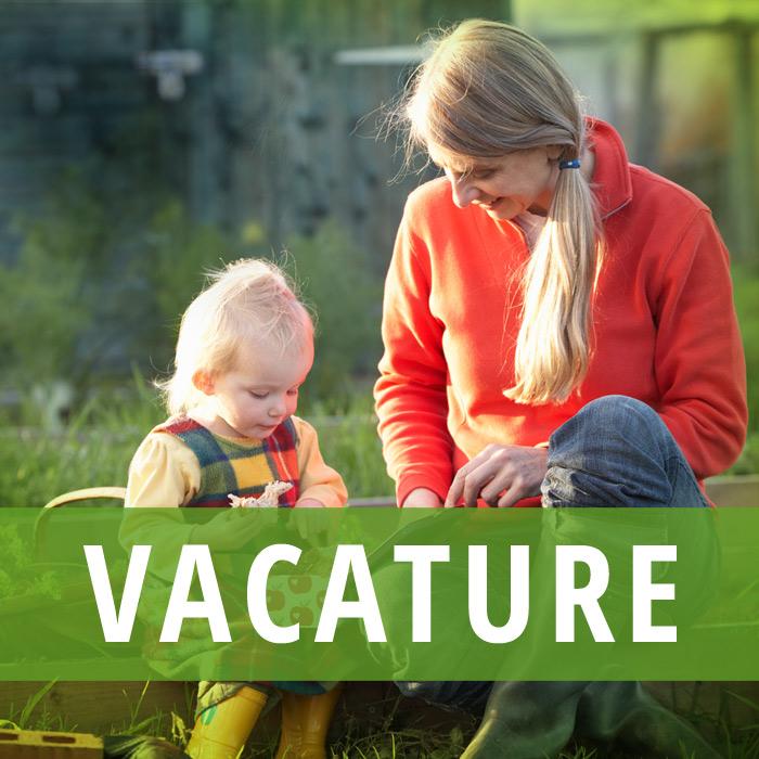 Wil je werken bij onze geweldige kinderopvang?